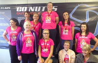 Hen Party at Nutts Corner Circuit
