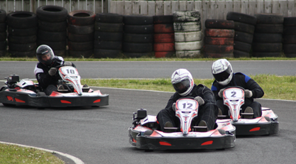 Go Kart Racing at Nutts Corner Circuit